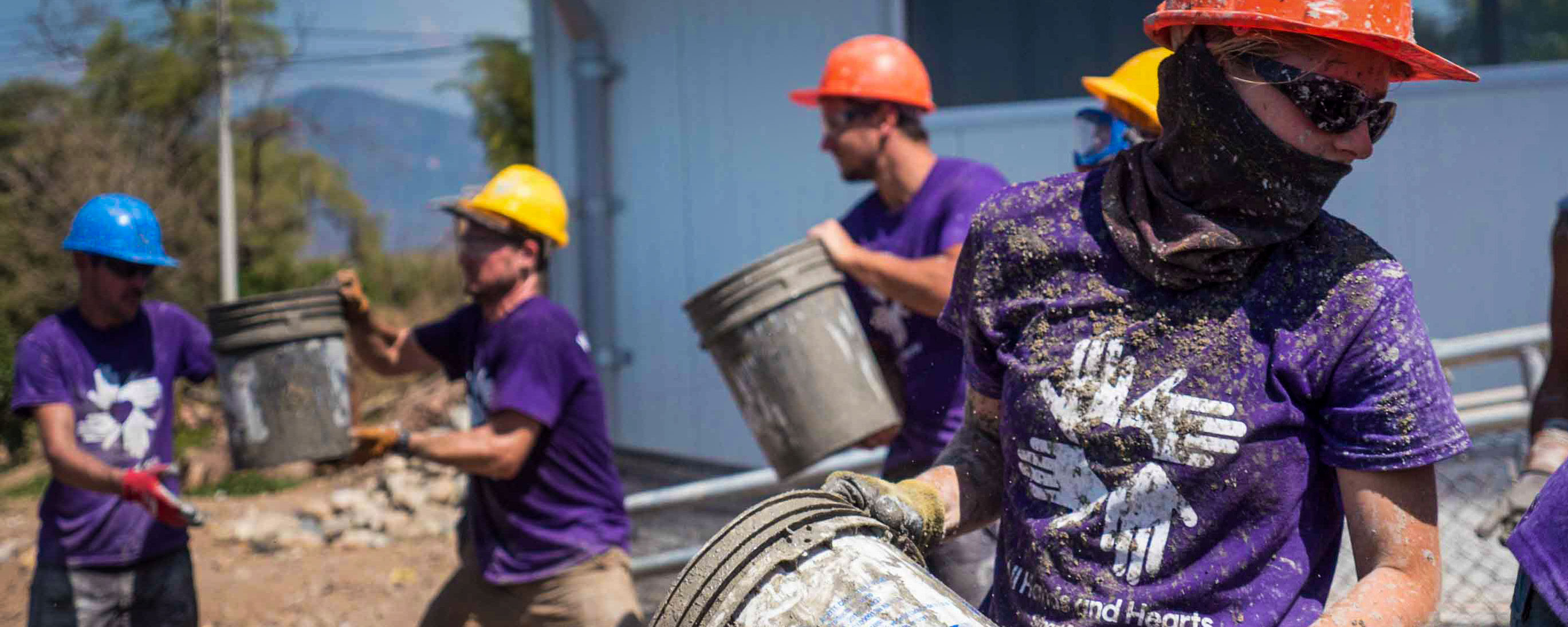 Donate or Volunteer to Support Disaster Relief | All Hands