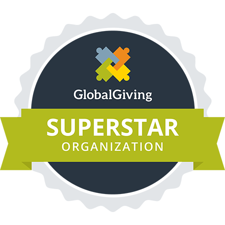 All Hands and Hearts Best Charities GlobalGiving Logo