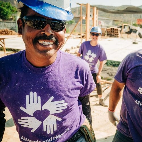 All Hands and Hearts Mexico Program